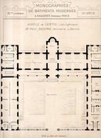 Monographies De Bâtiments Modernes N° 32 : Hospice De Vertou (44) - Architecture