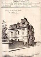 Monographies De Bâtiments Modernes N° 33 : Hôtel à Valence (26) - Architecture
