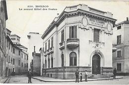 MONACO - Le Nouvel Hôtel Des Postes - Poste - Télégraphes - Téléphone - - Other