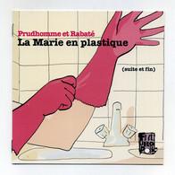 Dossier De Presse - La Marie En Plastique T2 - Prudhomme Et Rabaté - Editions Futuropolis - Press Books