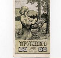 DC2637 - Ak Schöne Motivkarte Margarethentag Suhl 1911 - Otros