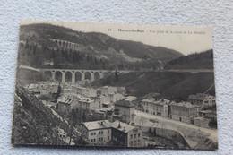 Morez Le Bas, Vue Prise De La Route De La Mouille, Jura 39 - Morez