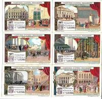 LIEBIG :² S_1163 : 'Théâtres D'opéra Renommés - Liebig