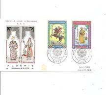 Algérie  ( FDC De 1966 à Voir) - Algeria (1962-...)