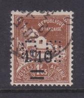 Perforé/perfin/lochung Algérie 1927 No DZ76  B.B Barclay's Bank - Gebruikt