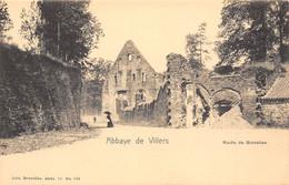 Abbaye De Villers - Route De Bruxelles - Villers-la-Ville