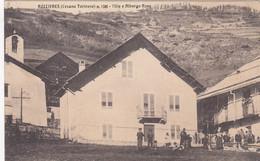 ROCCIERES-CESANA TORINESE-TORINO-VILLA E ALBERGO=ROSA=-CARTOLINA NON VIAGGIATA-1915-1925 - Andere