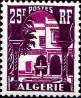 Algérie Poste N** Yv:314A Mi:329 Cour Mauresque Du Musée Du Bardo - Ungebraucht