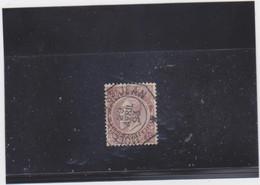 Belgie Nr 49 Molenbeek-St Jean (TELEGRAAFSTEMPEL) - 1884-1891 Leopold II