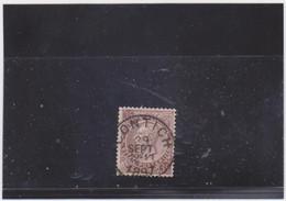 Belgie Nr 49 Contich - 1884-1891 Leopold II