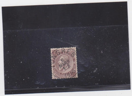 Belgie Nr 49 Tongres - 1884-1891 Leopold II