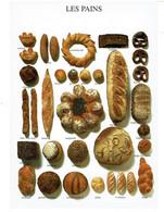 THEME CUISINE / LES PAINS  PHC N° 1959  De 2002 Atelier Nouvelles Images / CARTE VIERGE / SUPERBE +++ - Otros