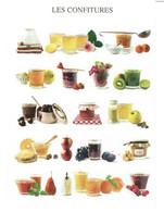 THEME CUISINE / LES CONFITURES   PHC N° 2247 De 2006 Nouvelles Images S.A.  / CARTE VIERGE / TBE +++ - Autres