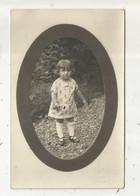 Cp, Carte Photo , écrite 1927, Petite Fille,  Lily à MOREE , Loir Et Cher - Non Classificati