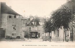 25 Baume Les Dames Place Du L' Eglise - Baume Les Dames