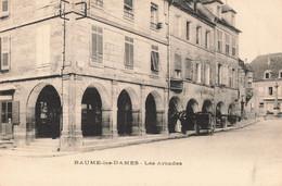 25 Baume Les Dames Les Arcades - Baume Les Dames