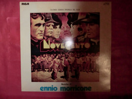 LP33 N°8932 - NOVECENTO - ENNIO MORRICONE  - TBL1 1221 - B.O.F. - MADE IN ITALY - 1976 - Jazz