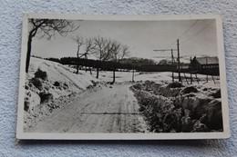 Cpsm, Les Rousses, Paysage D'hiver, Jura 39 - Other Municipalities