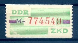 DDR ZKD 1959 Nr 24 M Postfrisch (408827) - Dienstzegels