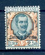 ITAL.ERITREA 1928 Nr 115-126 Ungebraucht (408861) - Zonder Classificatie