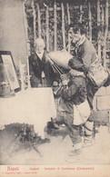 NAPOLI-COSTUMI-SUONATORI DI CORNAMUSA-CARTOLINA  NON VIAGGIATA -ANNO 1900-1904 - Napoli (Naples)
