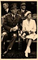 CPA AK Prince Leopold Et Princesse Josephine-Charlotte BELGIAN ROYALTY (758597) - Case Reali