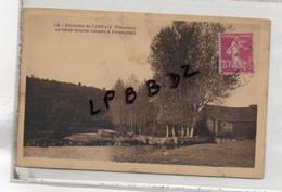 CPA - 29 - CARHAIX - PLOUGUER - Environs - Le Vieux Moulin LANEZEC à PLOUNEVEZEL - Pas Courant - Carhaix-Plouguer