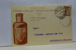 RAVENNA  --  FABBRICA  ACQUE OSSIGENATE  S.A. - Ravenna
