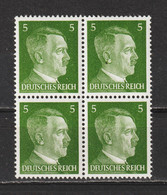 Adolf Hitler MiNr. 784 ** - Unused Stamps