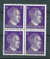 Adolf Hitler MiNr. 785 B ** - Unused Stamps
