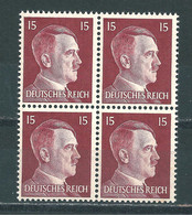 Adolf Hitler MiNr. 789 ** - Unused Stamps