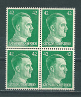 Adolf Hitler MiNr. A 795 ** - Unused Stamps
