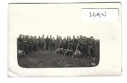 +++ Carte Photo : Revue De Mobilisation 1914 - Andere