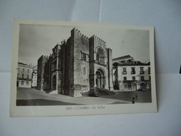 690. COIMBRA SE VELHA PORTUGAL CPSM FORMAT CPA 1959 COLECCAO DULIA - Coimbra
