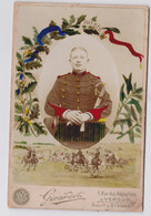 Photographie Portrait Militaire Girardot Verdun Stenay Honneur Patrie 40e RI Régiment D'Artillerie Ange Appareil Photo - Guerra, Militares