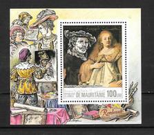 BF - 1984 - 40 **MNH - Rembrandt - Mauritania (1960-...)