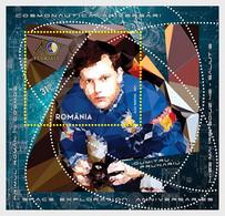 Romania Rumänien Delivery Within 4 Weeks MNH ** Ru 2021 - 178 Space Exploration - Anniversaries Block - Nuovi