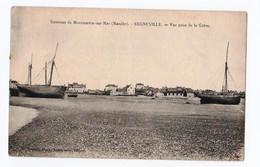 50 - Regnéville - Vue Prise De La Grève - Otros Municipios