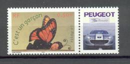 3635 C'est Un Garçon   Personnalisé Peugeot Silhouette - XX - Personnalisés