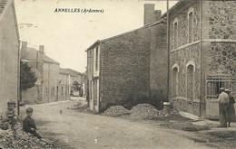 - 08 - ANNELLES  - Rue Du Centre - Other Municipalities