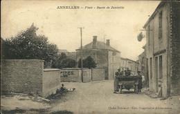 - 08 - ANNELLES  - Route De JUNIVILLE - Other Municipalities