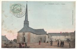 Poligné 35 - L Eglise - 1905 - Sonstige Gemeinden