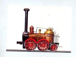 Carte  Locomotive Saxonia - Materiale