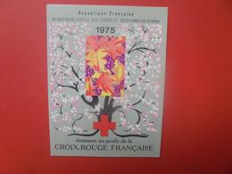 CROIX-ROUGE CARNET 1975 NEUF** (PAS D'OFFRES INFERIEURES ACCEPTEES !) - Rotes Kreuz