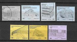 Autriche Austria 201- Architecture Obl - 2011-... Afgestempeld