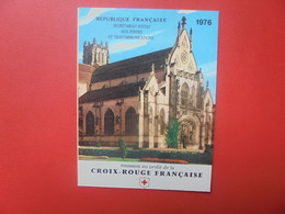 CROIX-ROUGE CARNET 1976 NEUF** (PAS D'OFFRES INFERIEURES ACCEPTEES !) - Rotes Kreuz