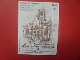 CROIX-ROUGE CARNET 1979 NEUF** (PAS D'OFFRES INFERIEURES ACCEPTEES !) - Rotes Kreuz