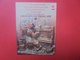 CROIX-ROUGE CARNET 1980 NEUF** (PAS D'OFFRES INFERIEURES ACCEPTEES !) - Rotes Kreuz