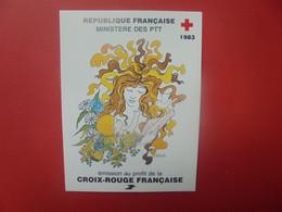 CROIX-ROUGE CARNET 1983 NEUF** (PAS D'OFFRES INFERIEURES ACCEPTEES !) - Rotes Kreuz