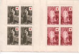 Carnet Neuf Croix-Rouge 1956 YT N° 2005 - Rotes Kreuz